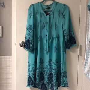 Tunic or dress. NWT. Purchased and never wore.